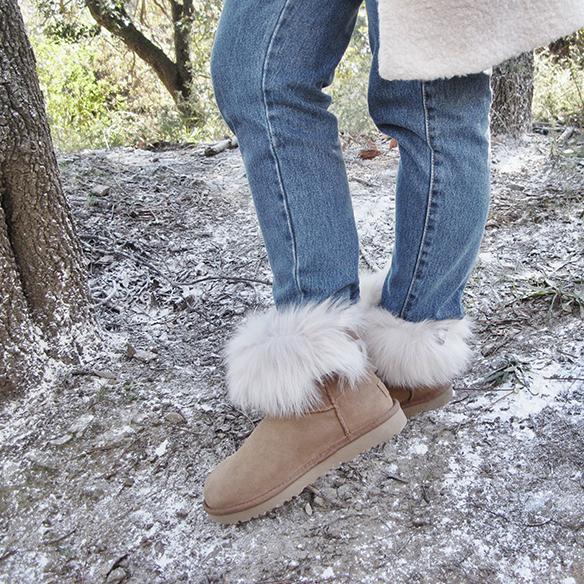 15-colgadas-de-una-percha-carla-kissler-white-teddy-coat-blanco-gorro-cap-estola-pelo-fur-stole-botas-uggs-booties-tretze-sabates-treze-4