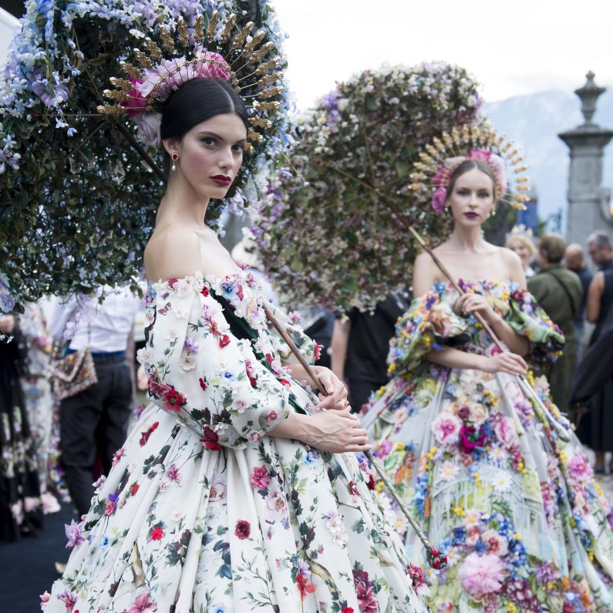 Dolce & Gabbana Alta Moda FW 18/19